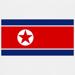 Nationalflagge von Nordkorea - Teenager Premium T-Shirt