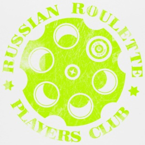 Russische Roulette Players Club- Neon Vintage - Teenager Premium T-Shirt