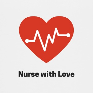 nurse with love - Teenage Premium T-Shirt