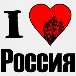 I love Russia - Teenage Premium T-Shirt