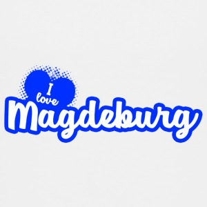 I Love Magdeburg - Teenager Premium T-Shirt