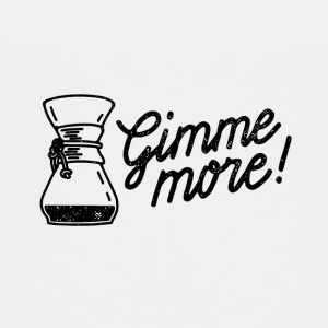 Gimme more! Coffee print - Teenager Premium T-Shirt