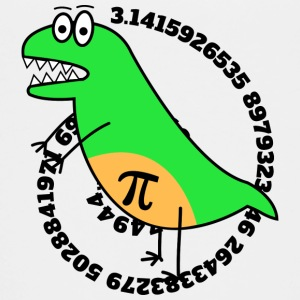 Pi rex - Teenage Premium T-Shirt