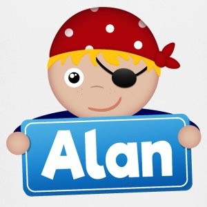 Petit Pirate Alan - T-shirt Premium Ado