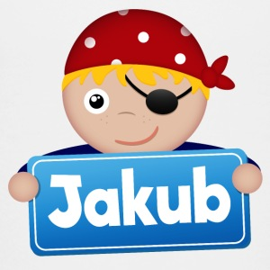Little Pirate Jakub - Teenage Premium T-Shirt