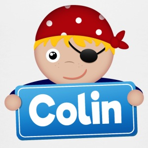 Little Pirate Colin - Teenage Premium T-Shirt