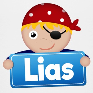 Little Pirate Lias - Teenage Premium T-Shirt