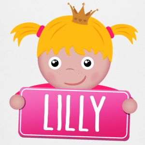 Little Princess Lilly - Premium-T-shirt tonåring