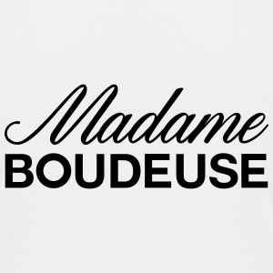 madame_boudeuse - Teenage Premium T-Shirt