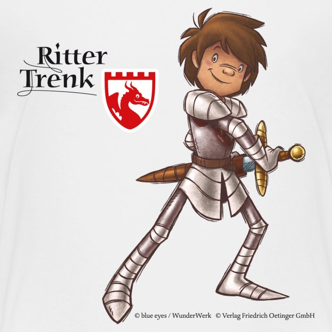 ritter trenk fuer dunkle shirts