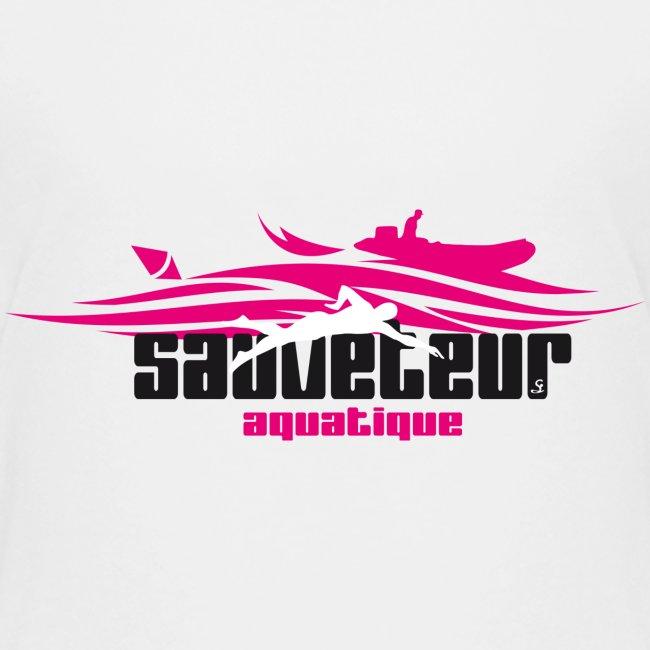 sauveteur aquatique