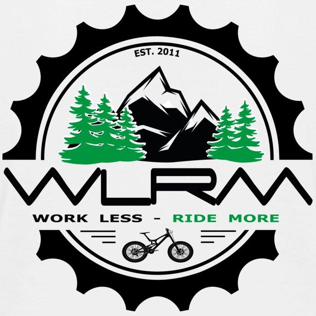 WLRM Schriftzug black png