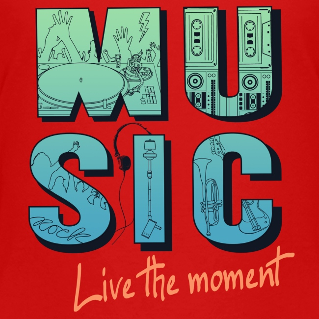 Music_live the moment