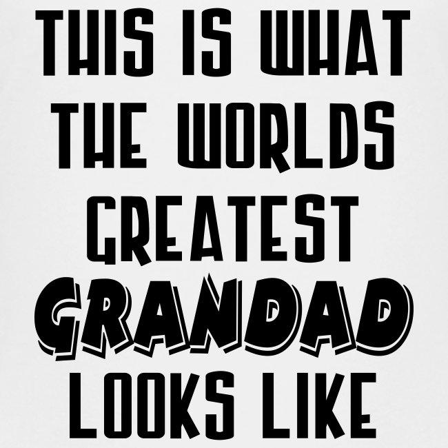 Worlds Greatest Grandad