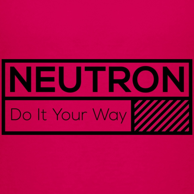 Neutron Vintage-Label