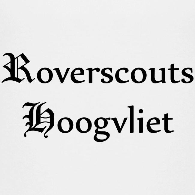Rover logo en Tekst, Je kan zelf naam toevoegen
