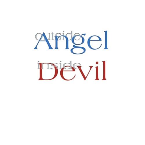 Angelo o Diavolo? - Maglietta Premium per ragazzi
