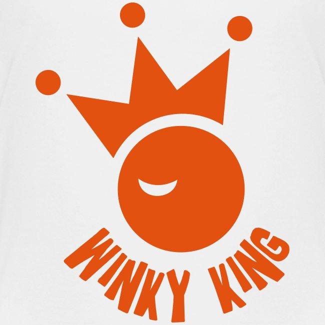 Winky King Logo