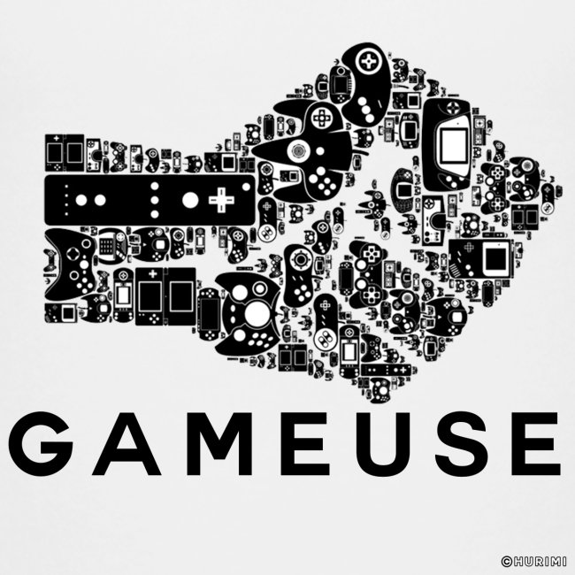 POING GAMEUSE