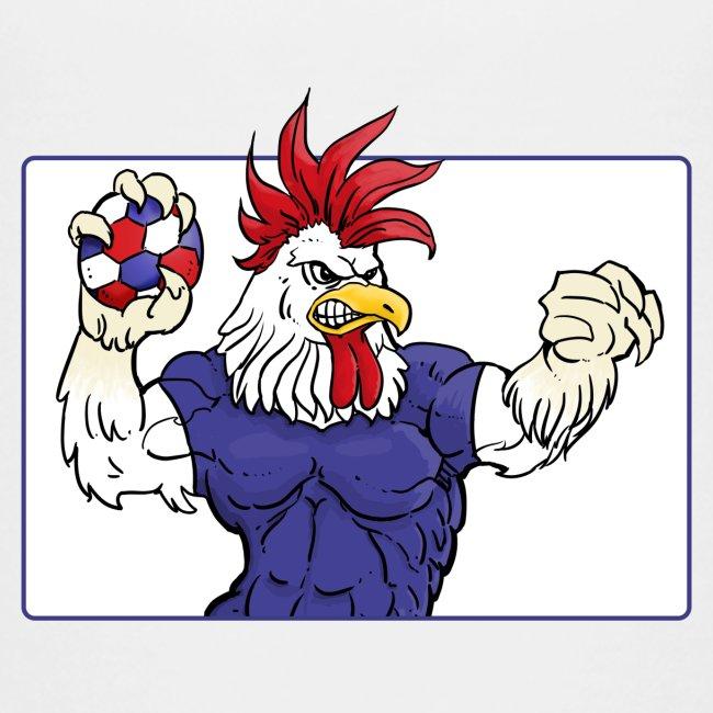 L'EQUIPE - Handball EURO 2018 in Croatia
