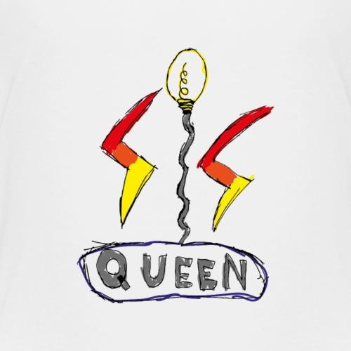 Queen, Made by Kids - Maglietta Premium per ragazzi