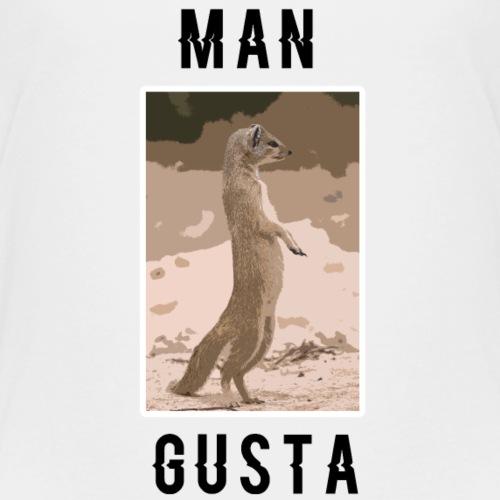Man-Gusta - Teenage Premium T-Shirt