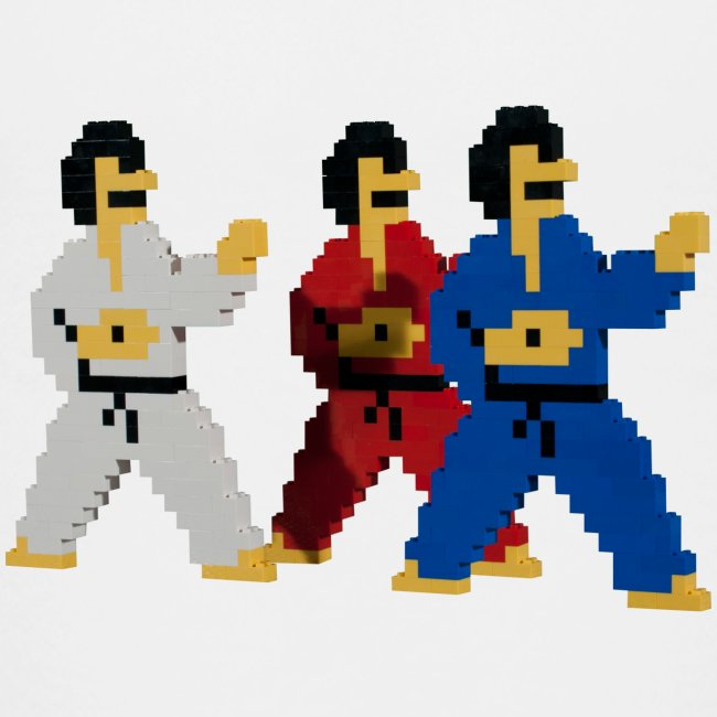 8 bit trip ninjas 1