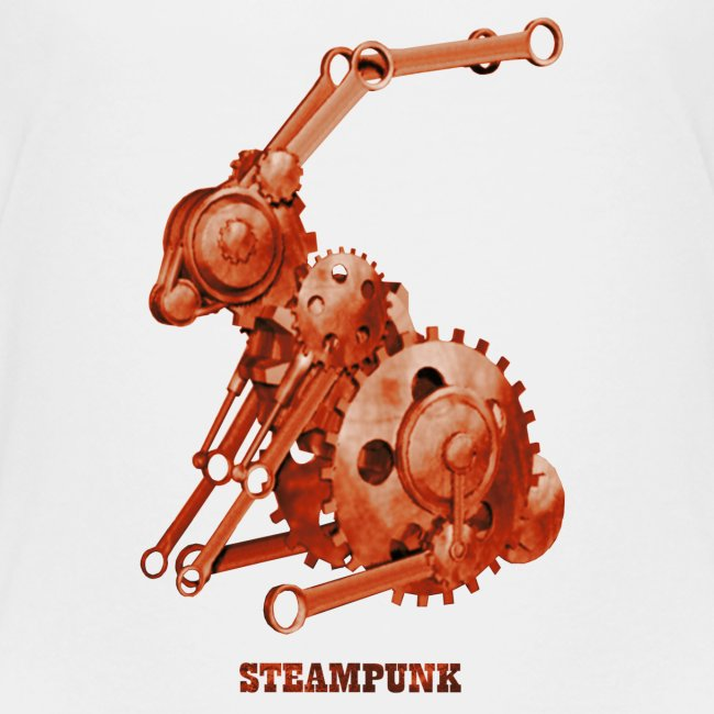 Steampunk Hase Retro Futurismus