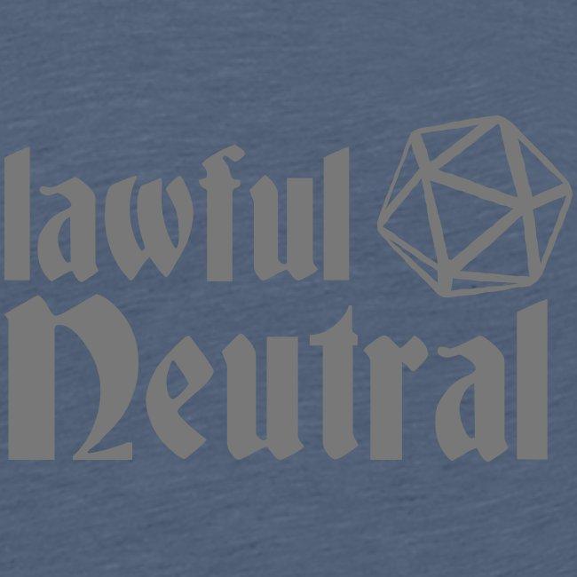 lawful neutral