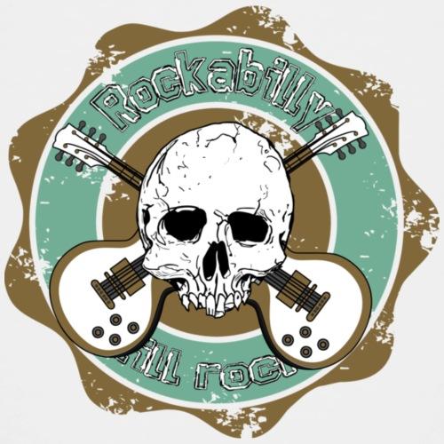 Rockabilly Still Rockin - Teenager premium T-shirt