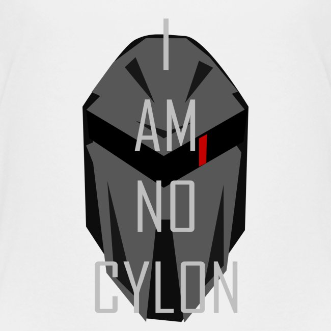 I am not a Cylon