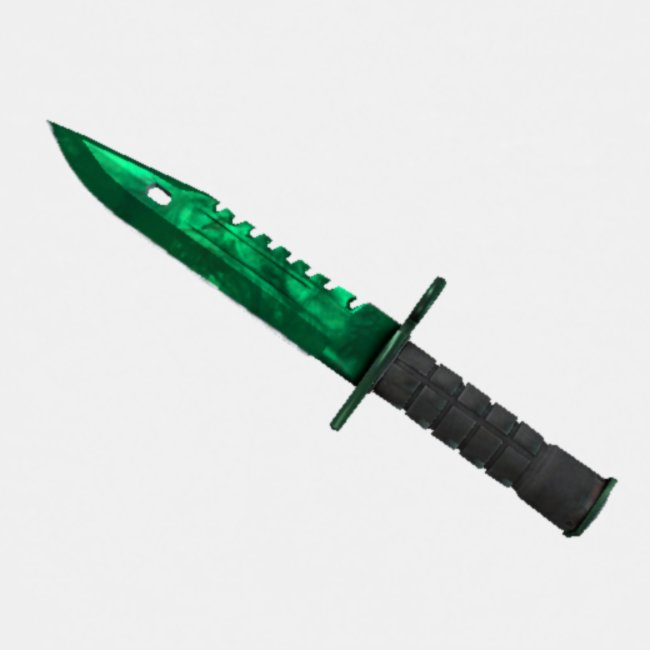 Emerald M9 Bayonet