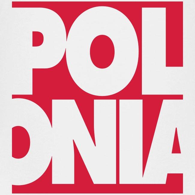 Polonia Schriftzug