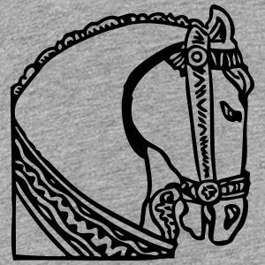 horse - Teenage Premium T-Shirt