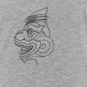Hanuman - Teenager premium T-shirt