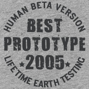 2005 - The birth year of legendary prototypes - Teenage Premium T-Shirt