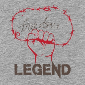 FREEDOM LEGEND - Teenage Premium T-Shirt