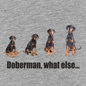 Doberman, wat anders ... - Teenager Premium T-shirt
