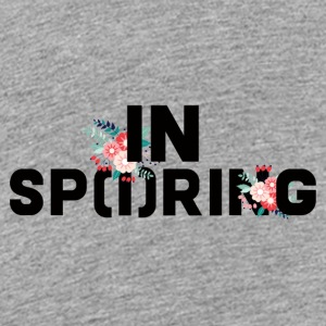 Spring Break / Springbreak: In Sp (i) ring - Teenage Premium T-Shirt