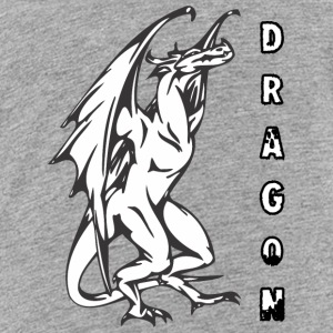grand dragon, standign - T-shirt Premium Ado