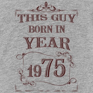 this guy born in year 1975 - Teenage Premium T-Shirt