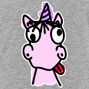 Ugly Unicorn - Teenager Premium T-Shirt
