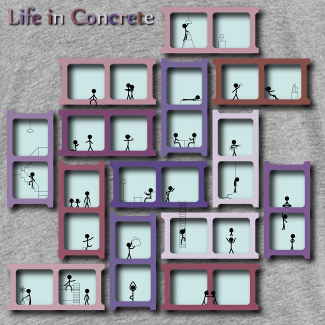 Life In Concrete