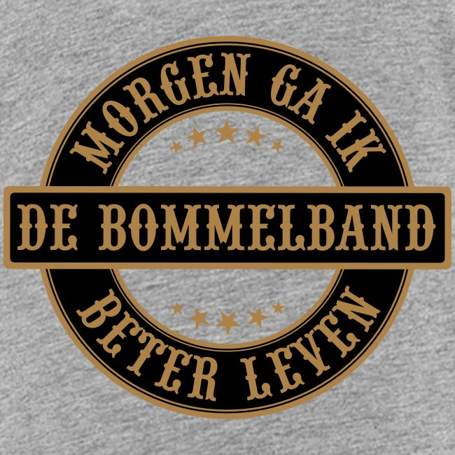 bb logo rond shirt