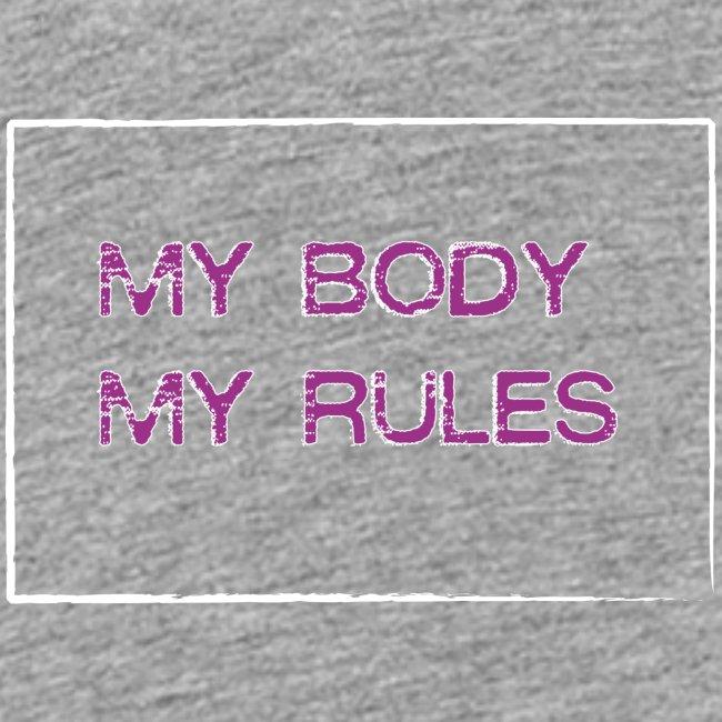Mi cuerpo mis reglas