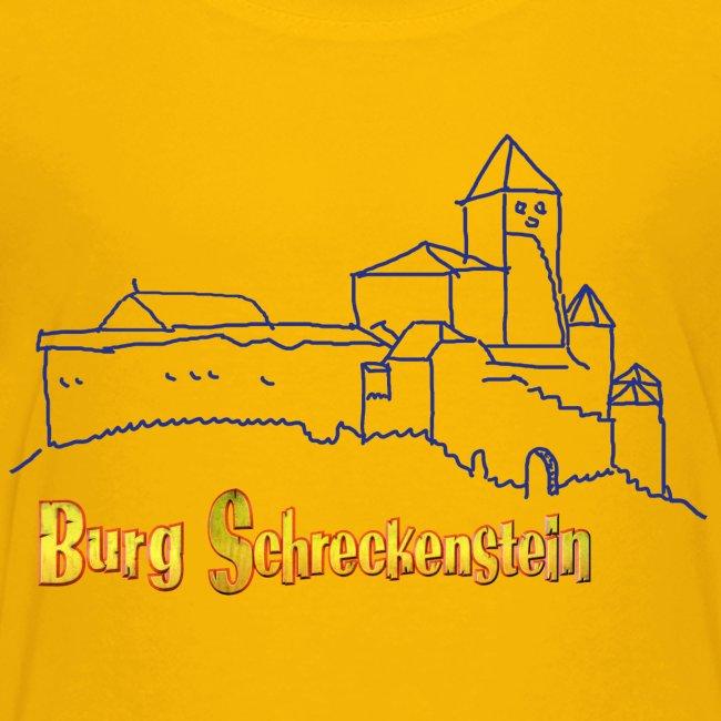 Kinder Kapuzenpullover - Burg Schreckenstein