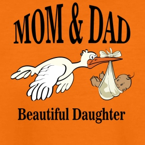 Beautiful Daughter - Teenager Premium T-shirt