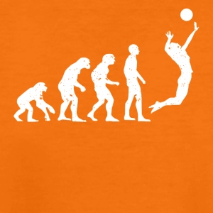 VOLLEYBALL EVOLUTION! - Teenage Premium T-Shirt