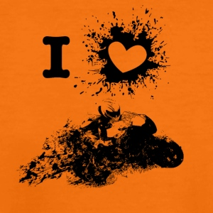 ILove racing - Teenage Premium T-Shirt