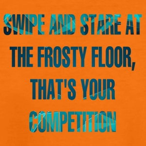 Hockey: Swipe And Stare At The Frosty Floor, - Teenager Premium T-shirt